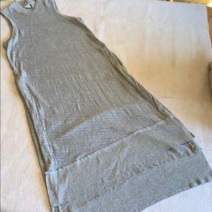 Anthropologie sleeveless mock turtleneck jumper